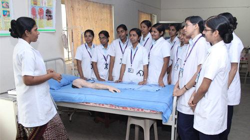 Foundation of Nursing Lab